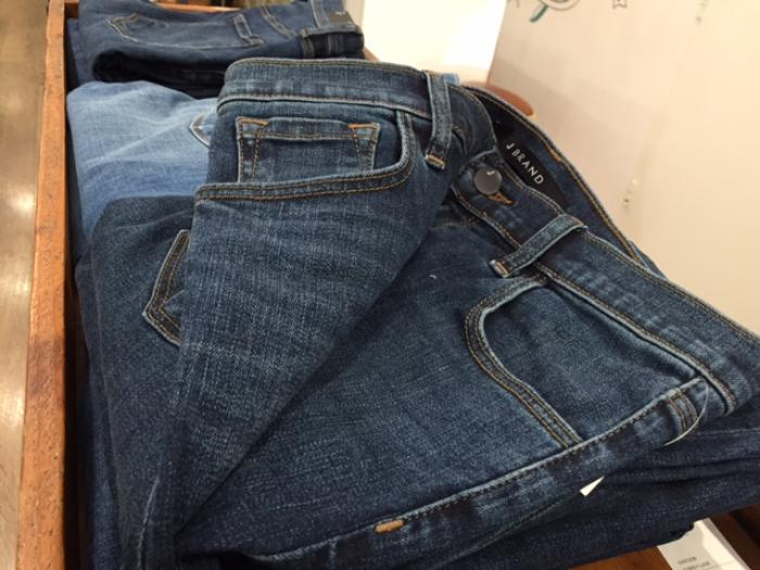 Spring is here, denim is back and J brand is in!