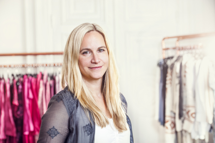 7 questions answered in exclusive interview with Odd Molly's Head of Design, Anna Bonnevier