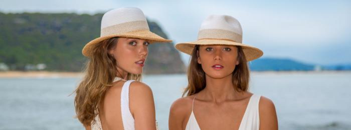 3 great styling tips on how to buy and wear hats this summer